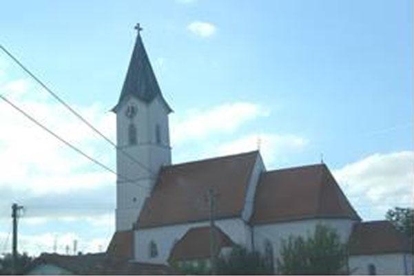 Kirche Frauenhaselbach