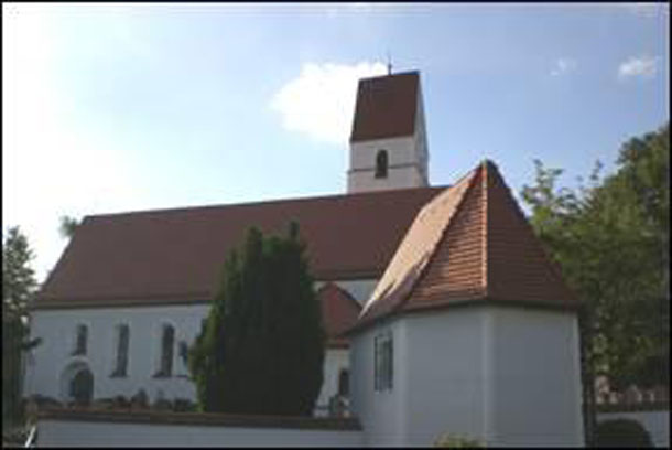Kirche Wiesbach